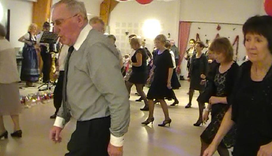 Les danses en lignes